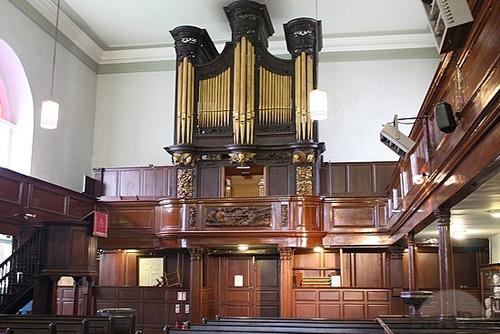 Iglesia St Michan