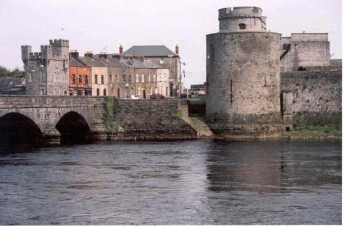 Lugares para visitar en Limerick