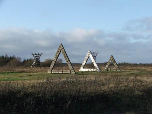 Lough Boora, pasear entre esculturas