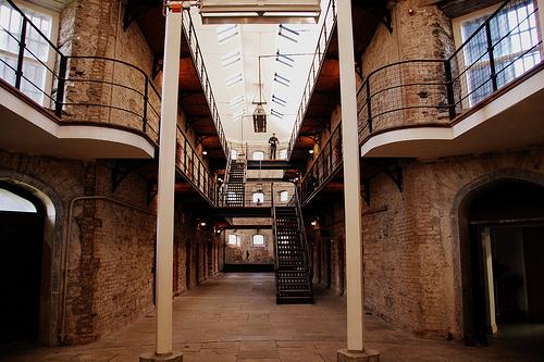 La Prisión de Cork, un paseo por la historia