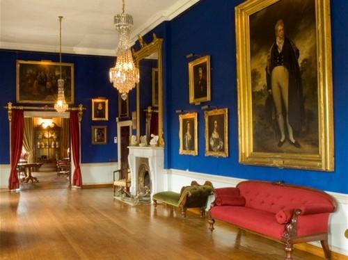 Westport y su mansión histórica, en Mayo