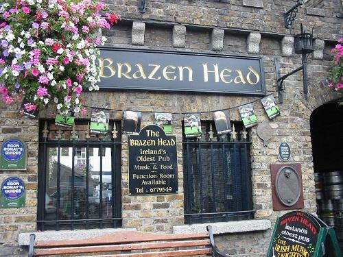 Pubs literarios en Dublín