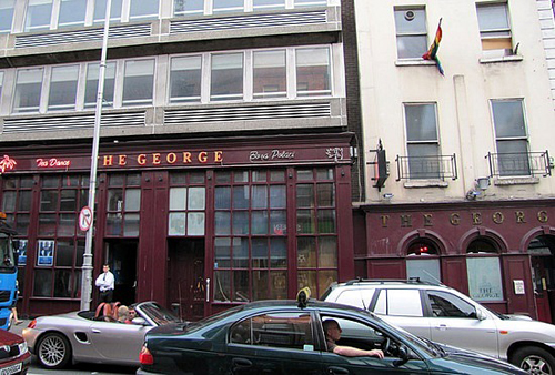 The George, corazón del mundo gay en Dublin