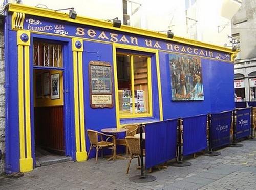 Top 5 de los mejores pubs irlandeses