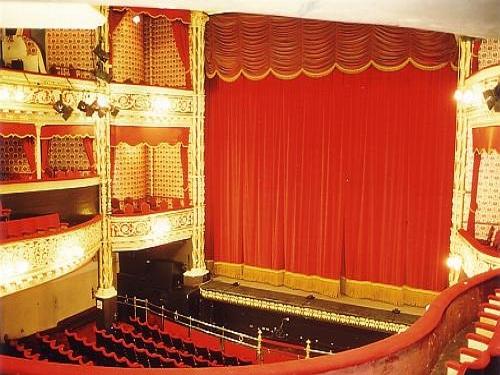 El Teatro de la Alegria, en Dublin
