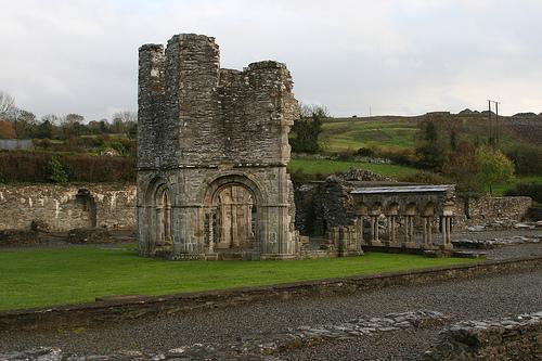La Abadía de Mellifont, origen cristiano en Irlanda