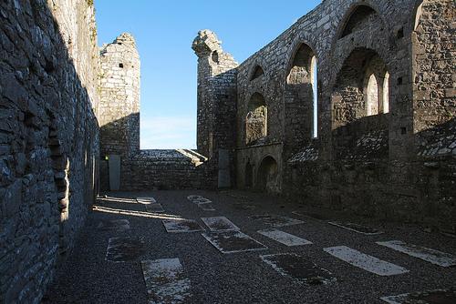 La Abadía de Rathfran, el sonido del silencio