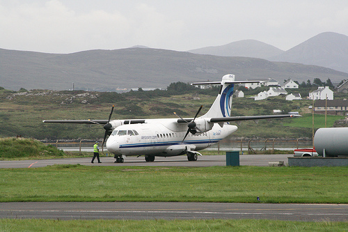 El Aeropuerto de Donegal