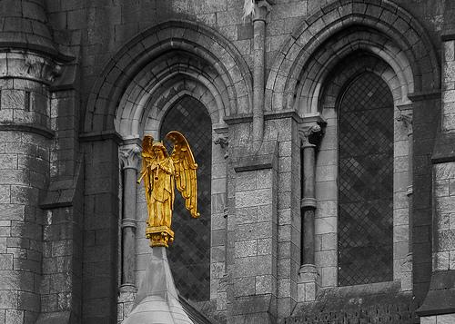 La leyenda del Ángel de la Resurrección, en Cork