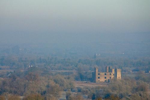 Más fantasmas en castillos irlandeses