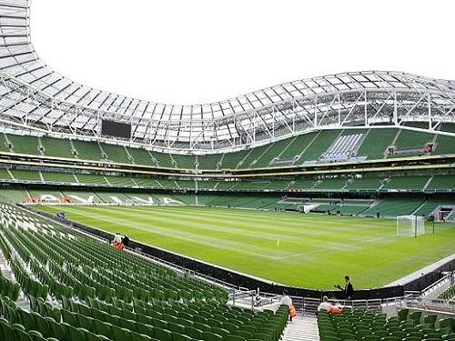 Estadio Aviva en Dublin