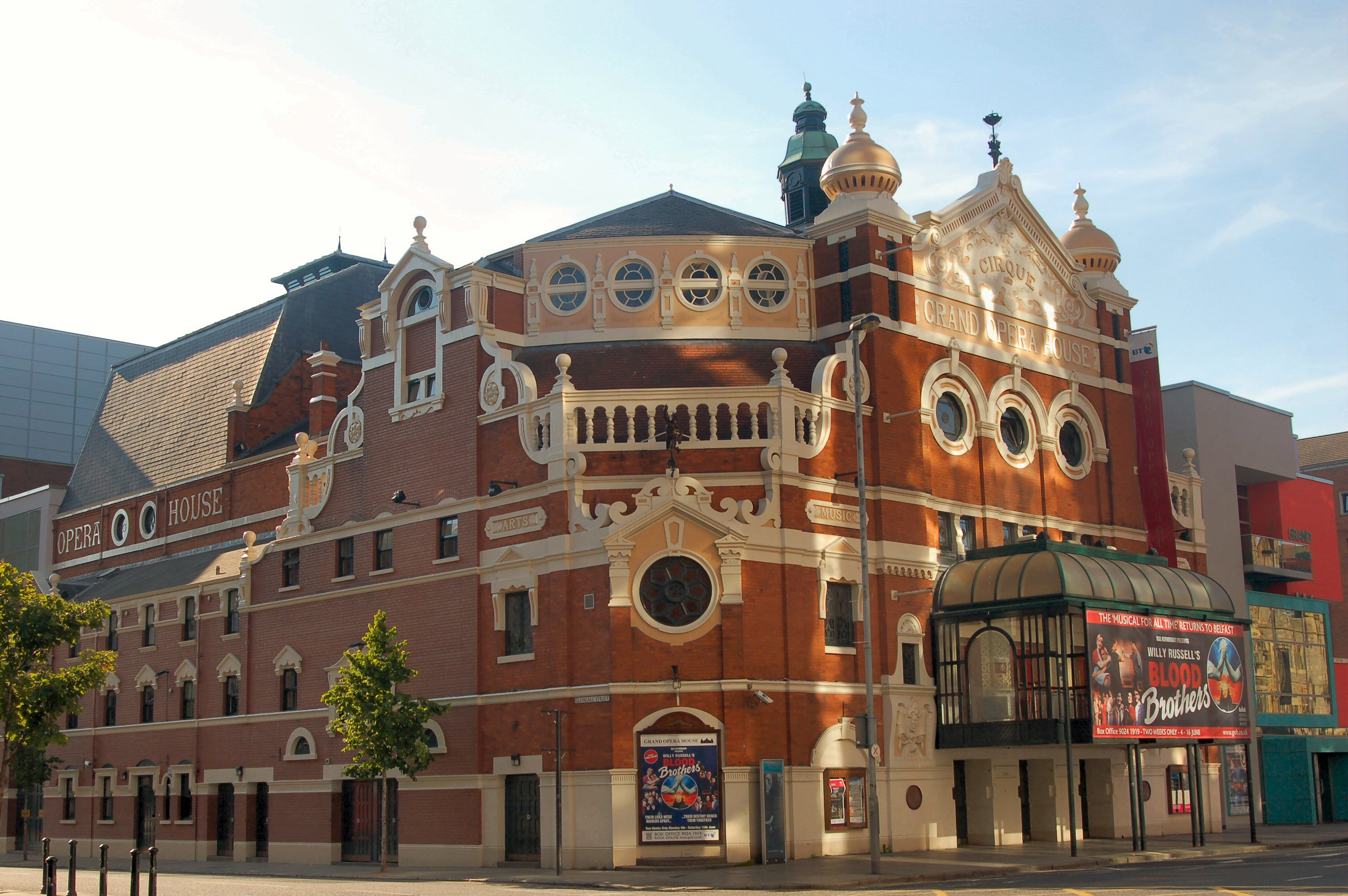 El Opera House de Belfast
