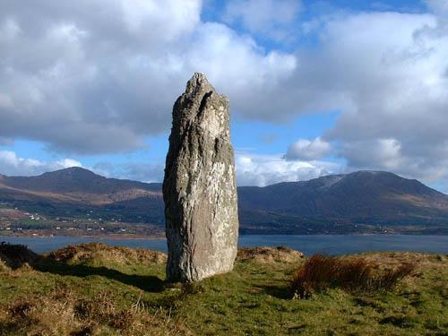 Isla de Bere en el Condado de Cork
