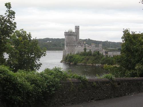 El castillo de Blackrock, en Cork