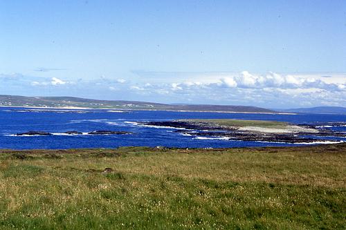 Playas y bahías del oeste de Irlanda