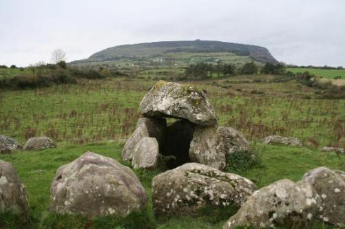 Carrowmore, el mayor cementerio megalítico