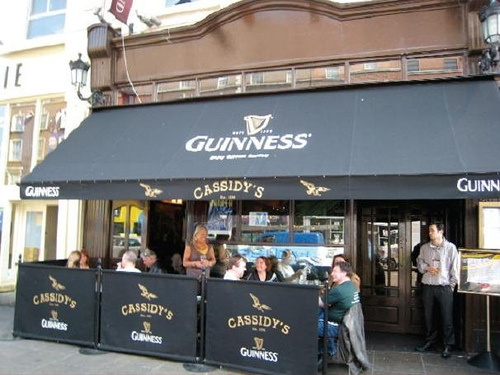Pubs irlandeses - Decoracion pub irlandes ...
