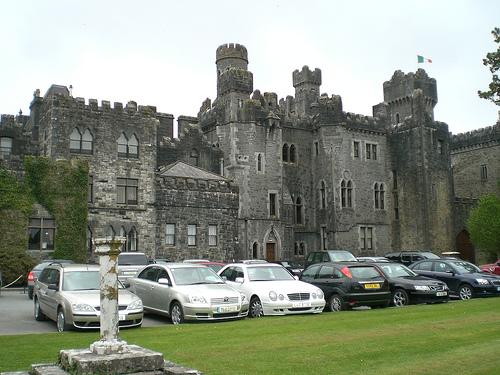 Castillo de Irlanda