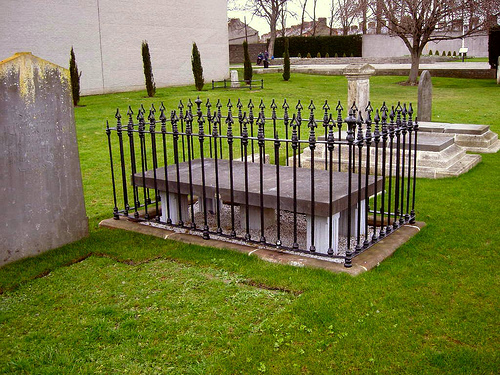 El Cementerio de Arbour Hill en Dublín