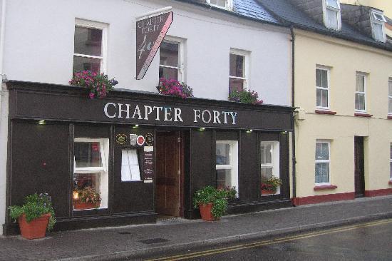 Tres restaurantes recomendados en Irlanda