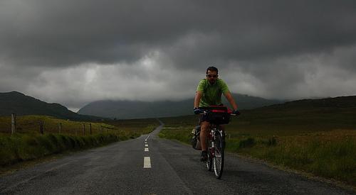 Ciclismo en Irlanda