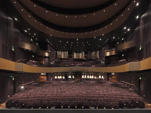 Dos teatros en Cork