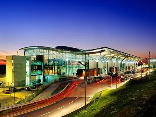 Información sobre el Aeropuerto de Cork