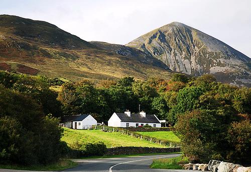 Croag Patrick, la montaña santa de Irlanda
