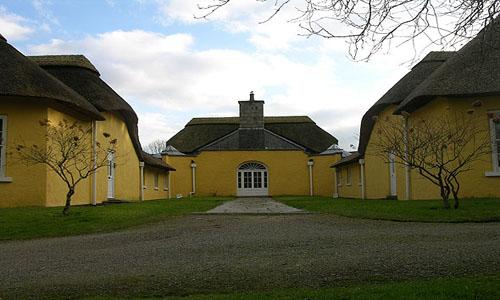 La Derrymore House, una casa de antaño