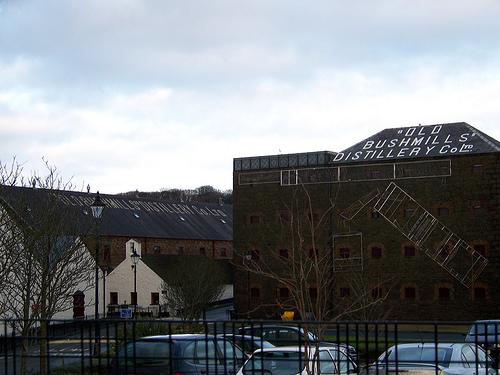 Destileria Bushmills