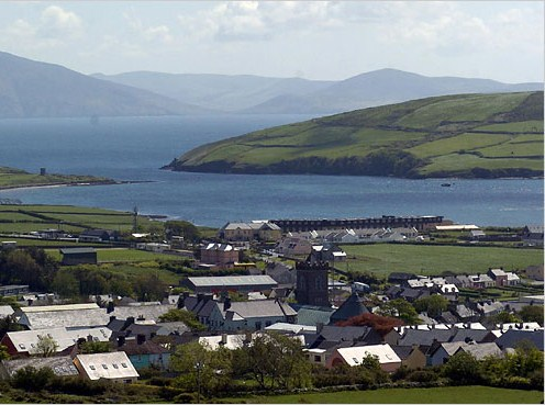 Alojamientos en Dingle, bella península irlandesa