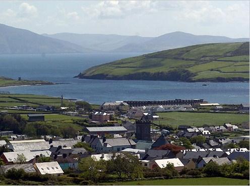 Alojamientos en Dingle, bella península irlandesa