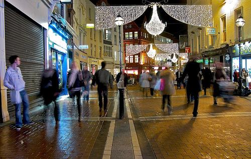 Navidad en Dublin