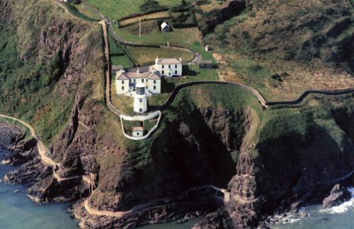 Faro en Irlanda