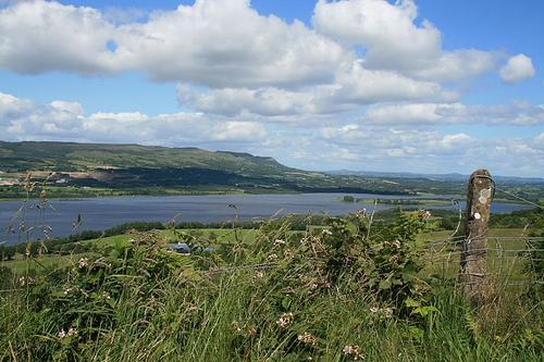 Los lagos de Fermanagh