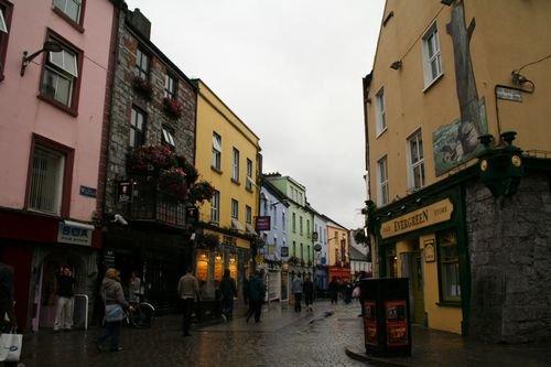 Los alojamientos más baratos en Galway