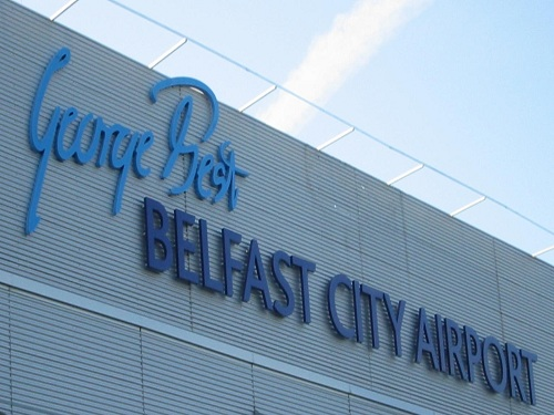 ¿Cómo llegar a Belfast?