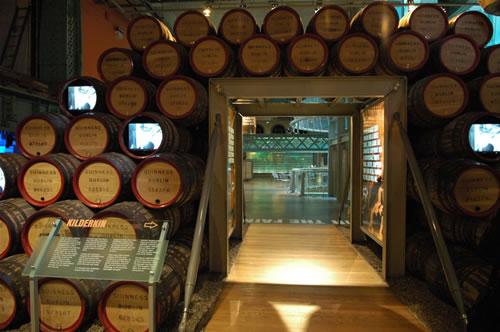 Visita a la fábrica de cerveza Guinness