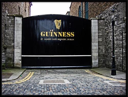 Cervecería de St. James's Gate
