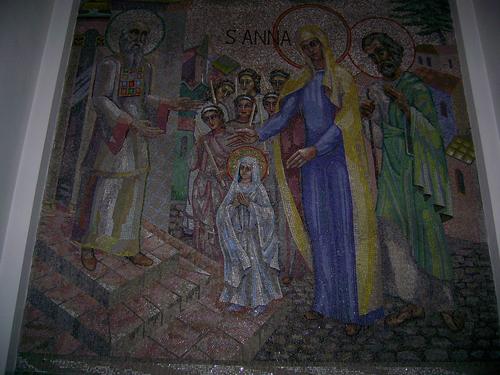 Mullingar y sus mosaicos rusos