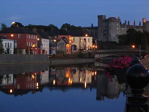 Fin de semana en Kilkenny