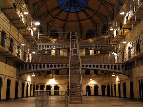 Mazmorras de Kilmainham, prisión en Dublín