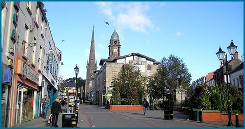 Lisburn, disfrutar en Irlanda del Norte