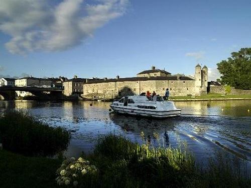 Dos opciones de rutas en Irlanda
