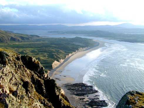 La península de Inishowen en Donegal