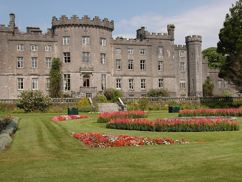 Castillo de Markree, hotel familiar en Colloney