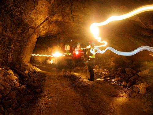 Mineros Irlandeses