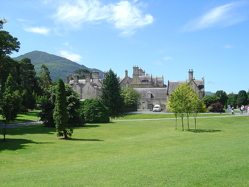 El Killarney National Park y la Muckross House