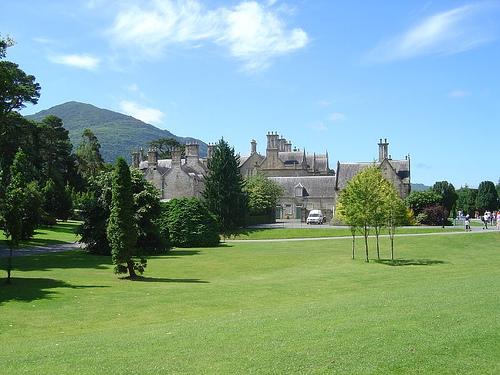 El Killarney National Park y la Muckross House