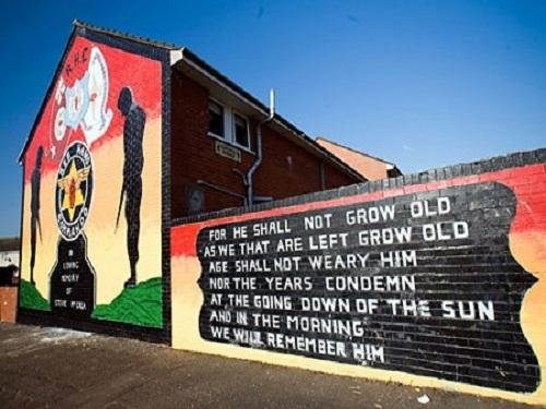 Los muros en Belfast, significado e importancia